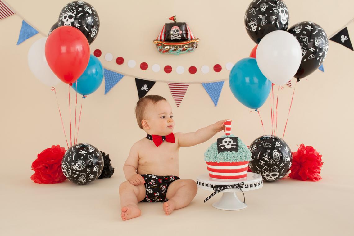 Studiolife Cake Smash Photography Edinburgh Baby Jack 1st Birthday
