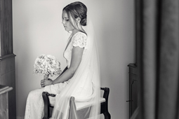 Bride Wedding Portrait