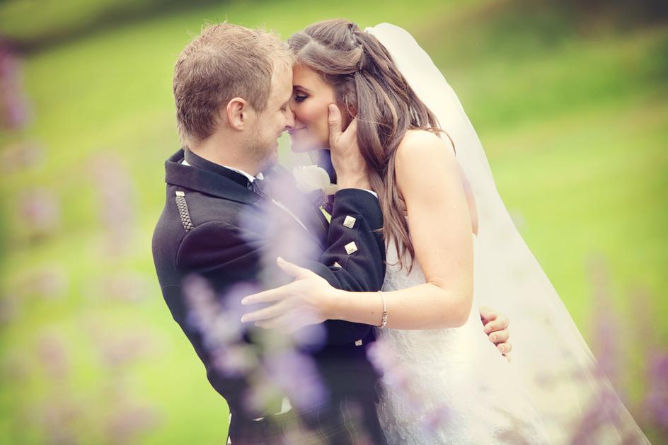 bride and groom wedding photography