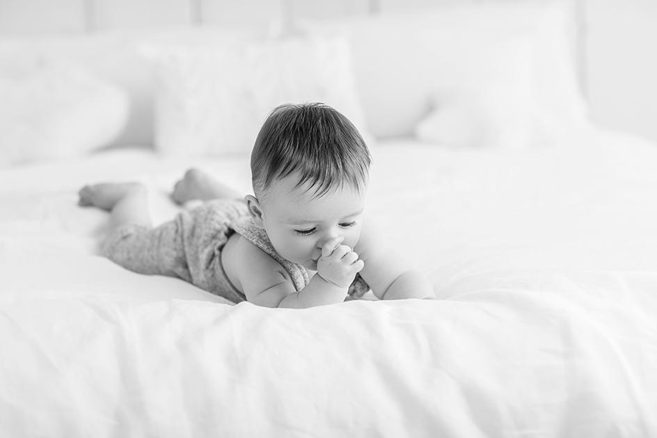 Sitter Baby Photography by Studio Life of Edinburgh