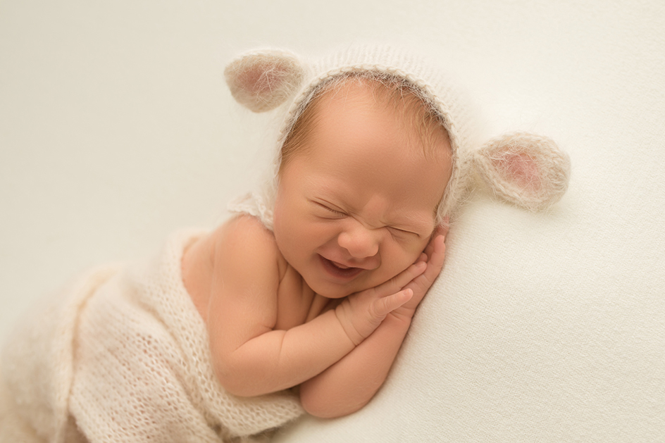 Newborn Baby Photography by Studio Life of Edinburgh